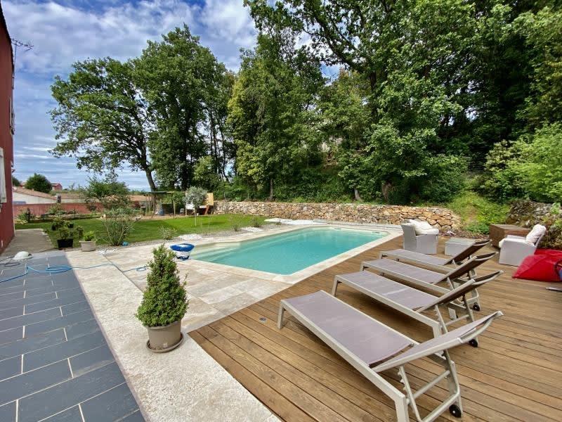 Vente maison / villa Rougiers 490000€ - Photo 2