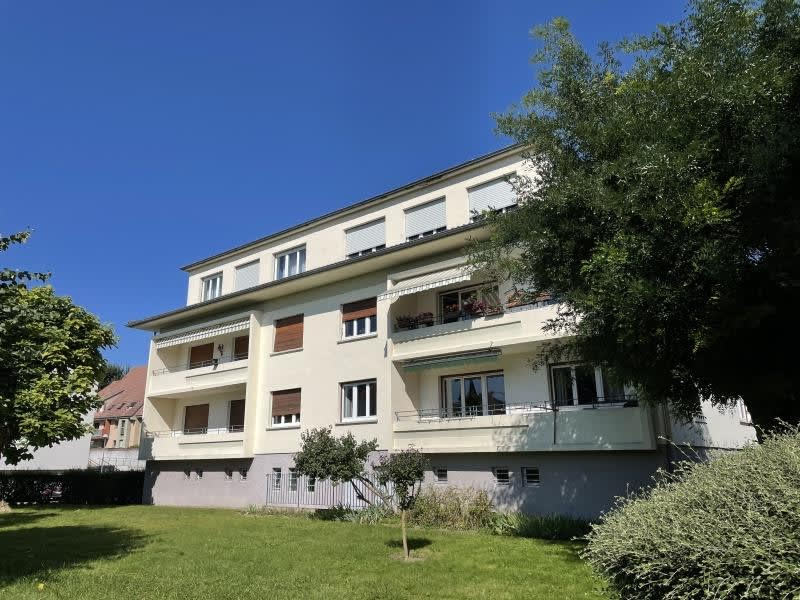 Vente appartement Lingolsheim 265000€ - Photo 9