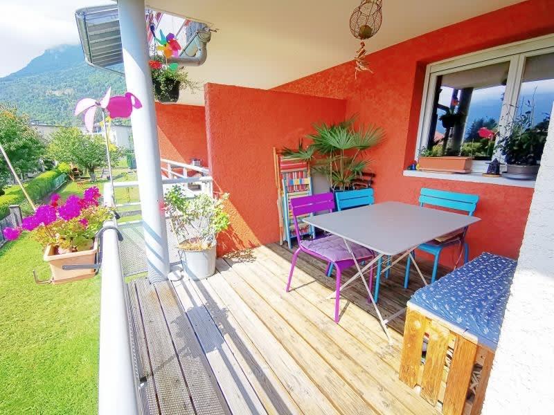 Vente appartement Marignier 250000€ - Photo 2