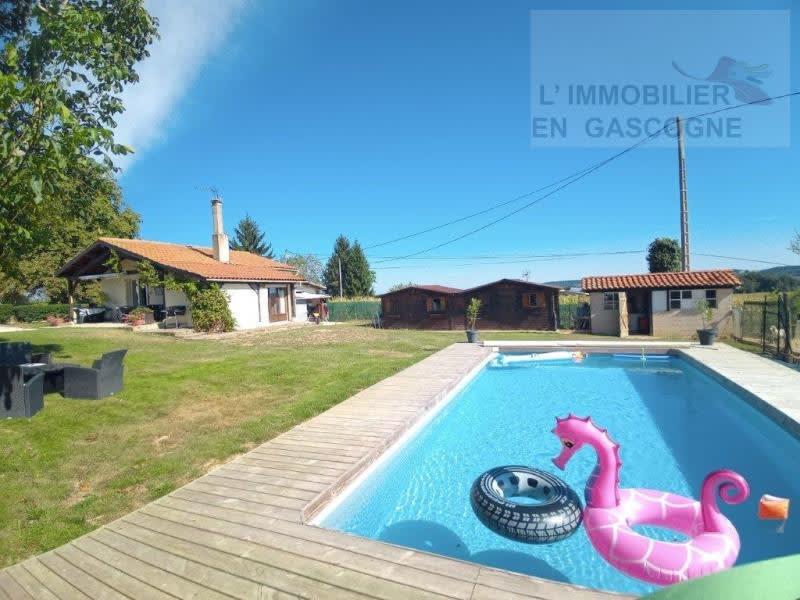 Sale house / villa Mirande 152000€ - Picture 1