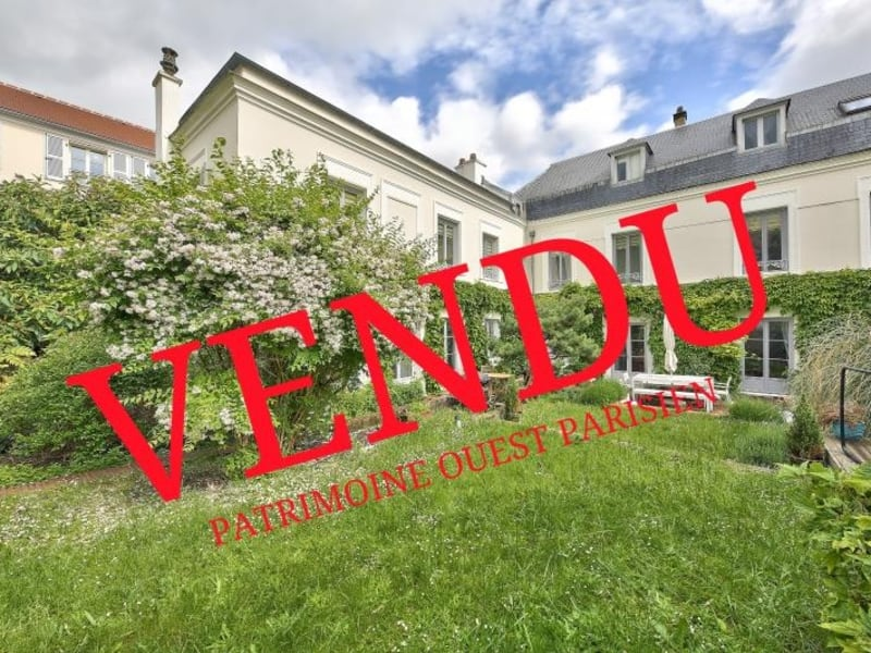 Vente maison / villa St germain en laye 2800000€ - Photo 1