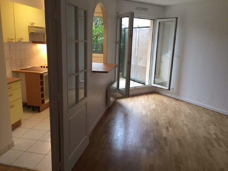 Rental apartment Boulogne billancourt 1280€ CC - Picture 3
