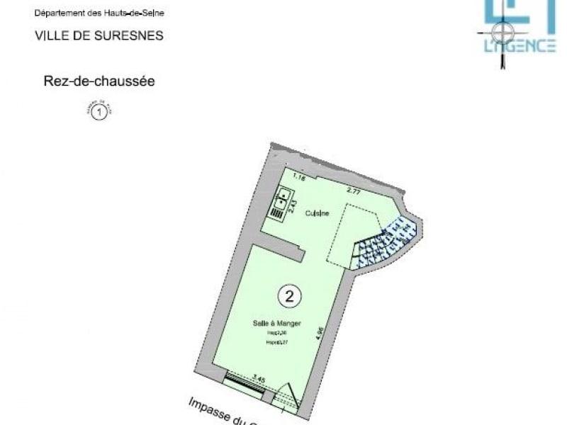 Rental apartment Suresnes 2300€ CC - Picture 5
