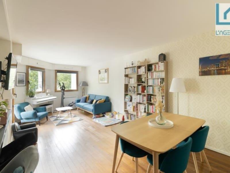 Vente appartement Boulogne billancourt 715000€ - Photo 1