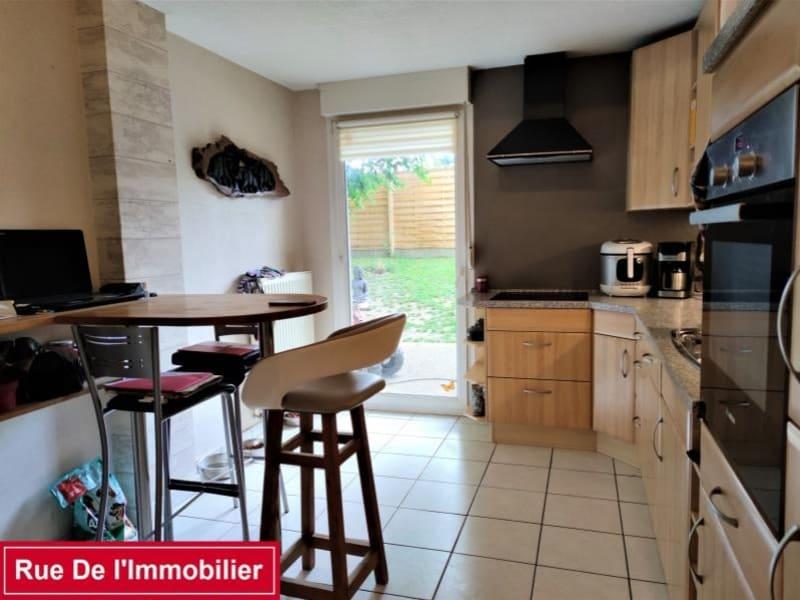 Vente appartement Rountzenheim 228000€ - Photo 6