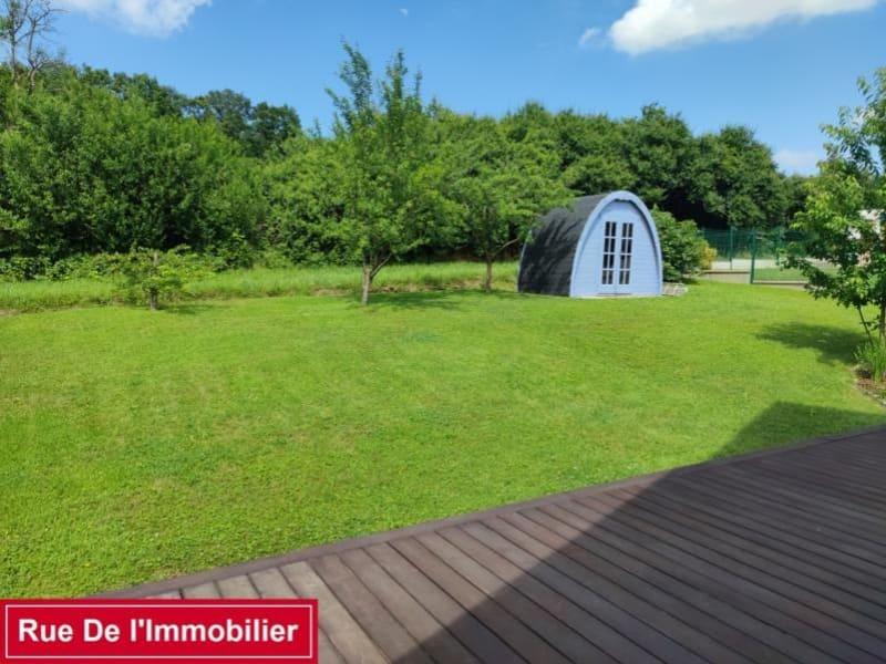 Vente maison / villa Kutzenhausen 424000€ - Photo 2