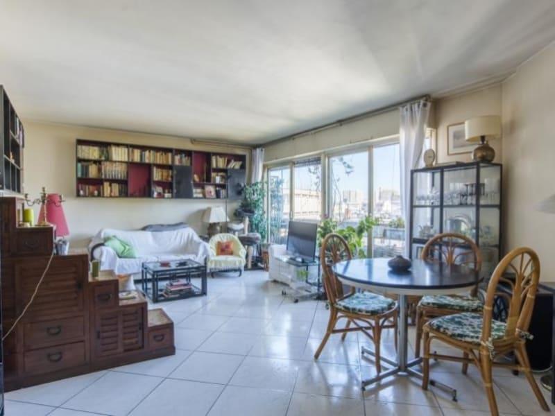 Sale apartment Paris 13ème 876000€ - Picture 2