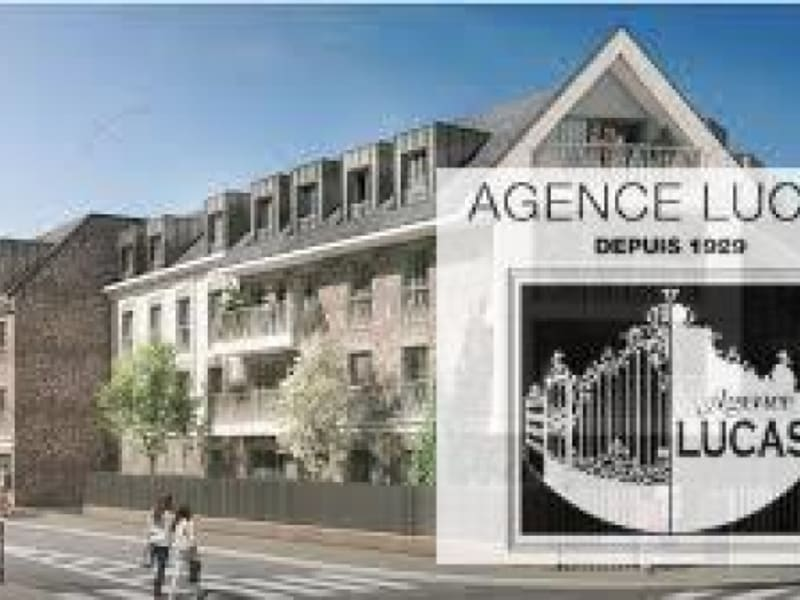 Rental apartment Beauchamp 795€ CC - Picture 1