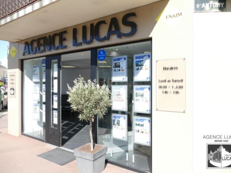 Location parking Sceaux 100€ CC - Photo 1