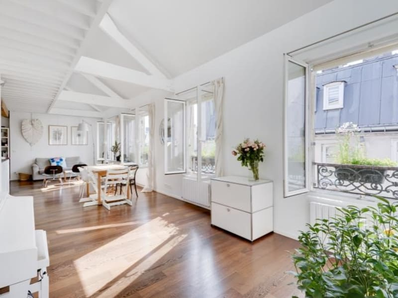 Vente de prestige appartement Paris 10ème 999000€ - Photo 1