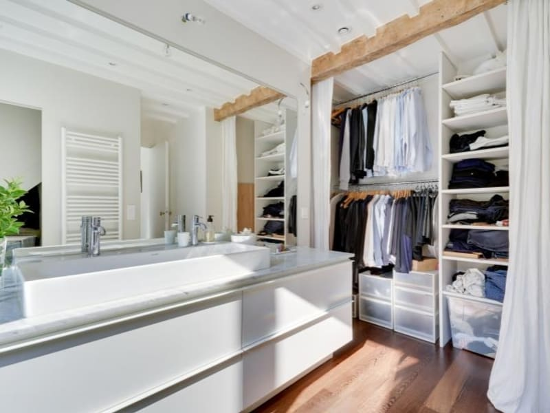 Vente de prestige appartement Paris 10ème 999000€ - Photo 9
