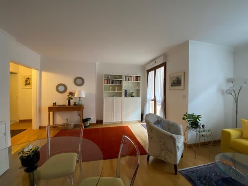 Sale apartment Maisons-laffitte 600000€ - Picture 2