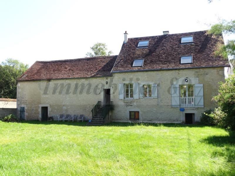 Vente maison / villa Secteur recey s/ource 242000€ - Photo 2