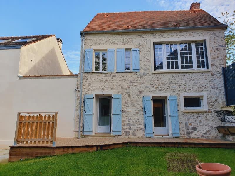 Rental house / villa Orgeval 1680€ CC - Picture 1