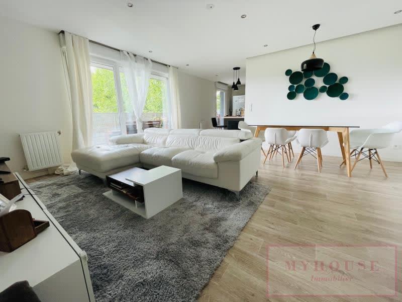 Vente appartement Bagneux 484000€ - Photo 4