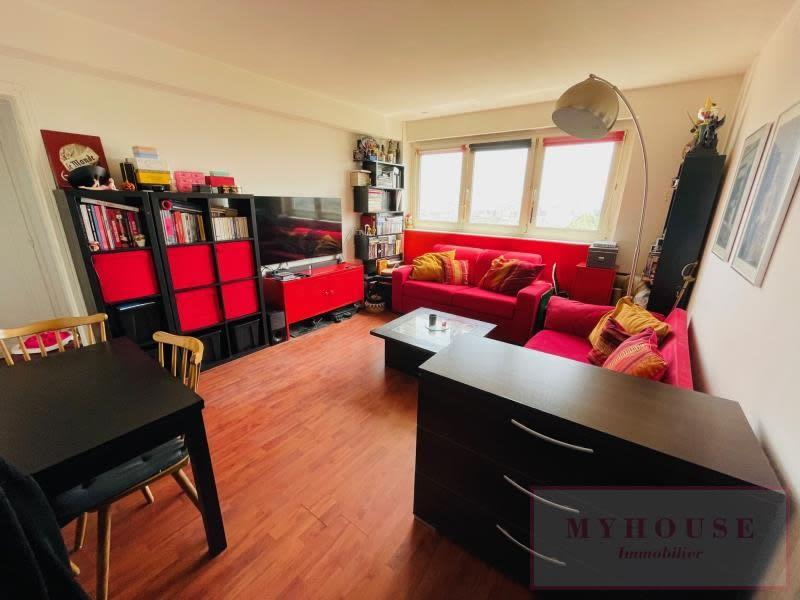 Sale apartment Montrouge 330000€ - Picture 3