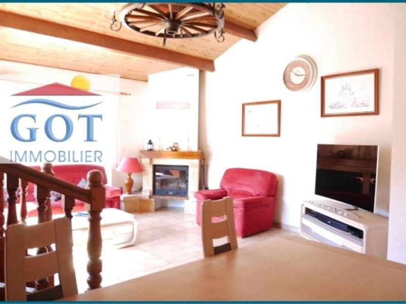 Sale house / villa St laurent de la salanque 281000€ - Picture 1