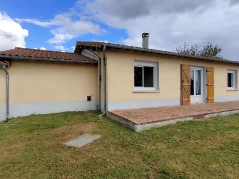 Sale house / villa St laurent sur gorre 134820€ - Picture 2