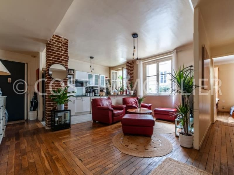 Vente appartement Asnieres sur seine 360000€ - Photo 2