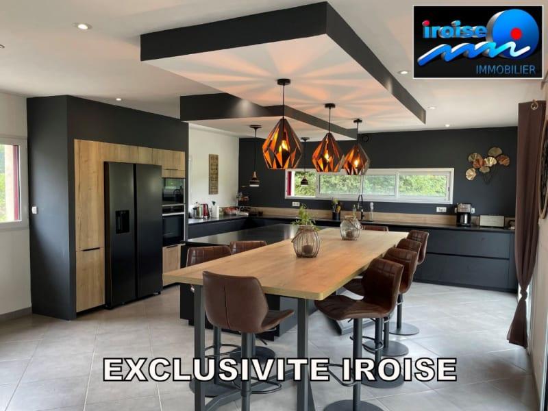 Sale house / villa Guilers 383000€ - Picture 16