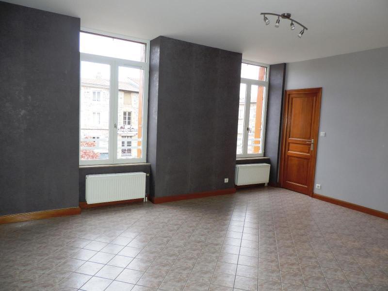Location appartement Vindry sur turdine 538€ CC - Photo 1