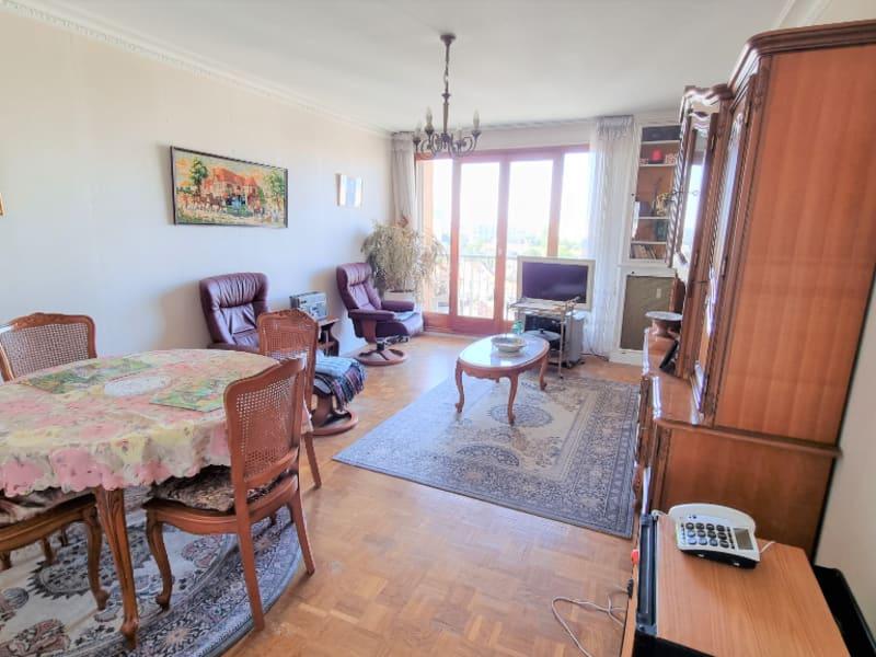 Appartement de 3P de 65 m² avec balcon à deux pas du Métro!