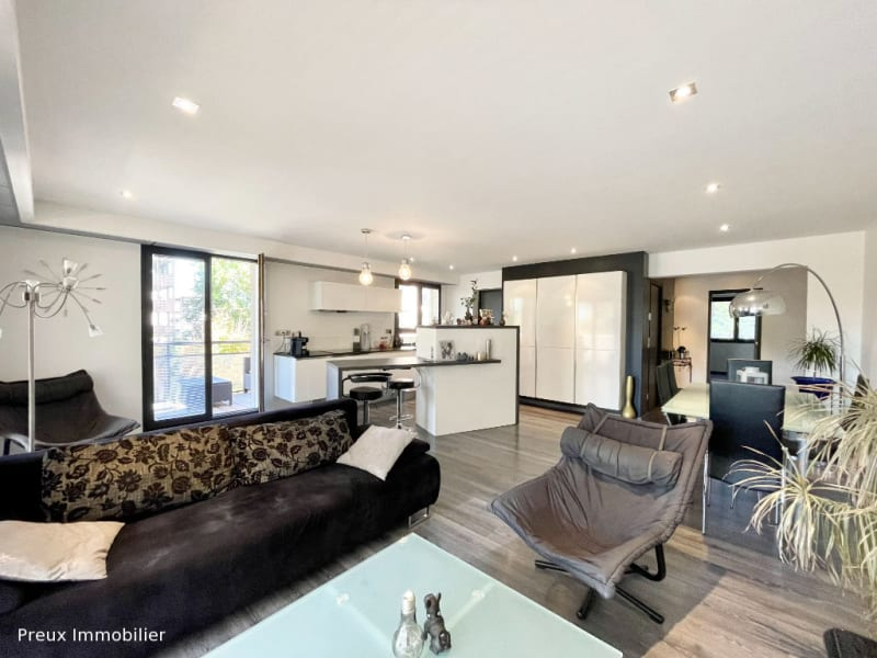 Sale apartment Annecy le vieux 895000€ - Picture 2