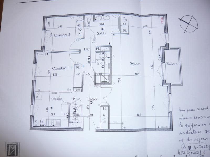 Sale apartment Paris 14ème 950000€ - Picture 9