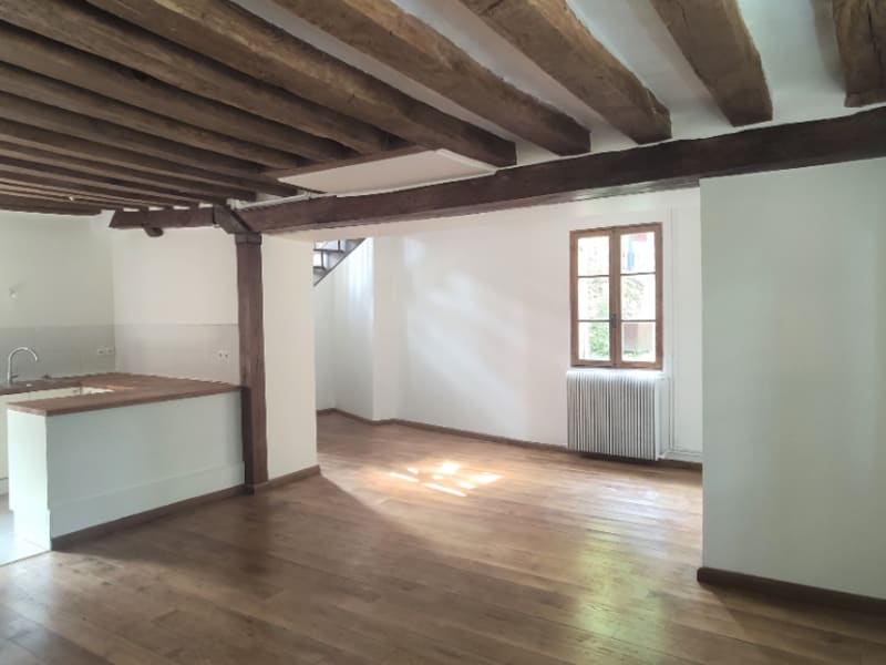 Rental apartment Marly le roi 1350€ CC - Picture 1