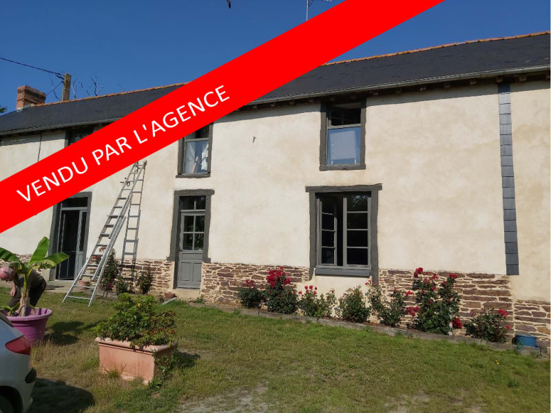 Sale house / villa Mordelles 348400€ - Picture 1