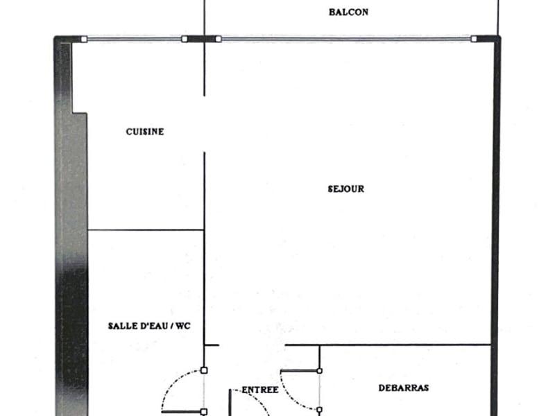 Sale apartment Vanves 284500€ - Picture 9