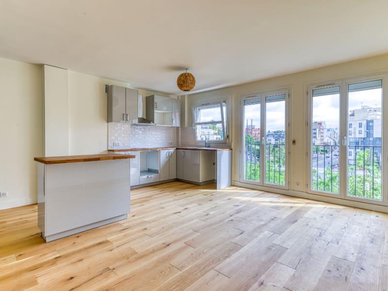 Sale apartment Vanves 445000€ - Picture 2