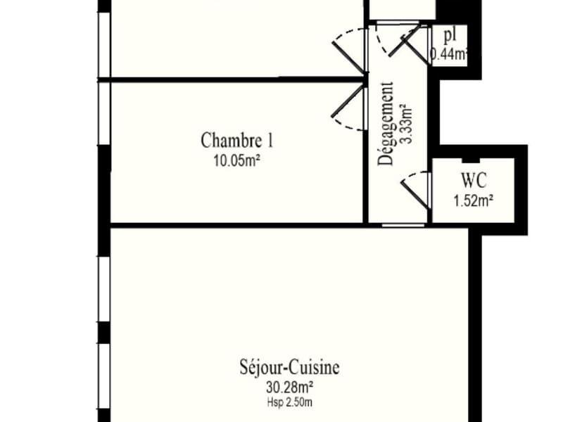 Sale apartment Vanves 445000€ - Picture 11