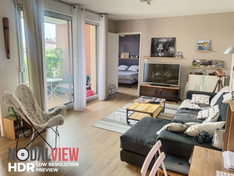 Sale apartment Toulouse 262500€ - Picture 1