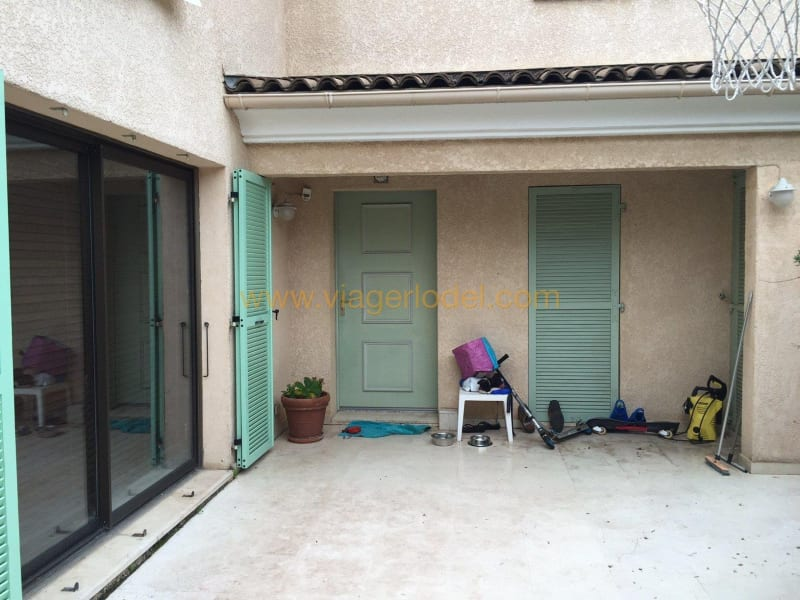 Life annuity house / villa Villeneuve-loubet 300000€ - Picture 6