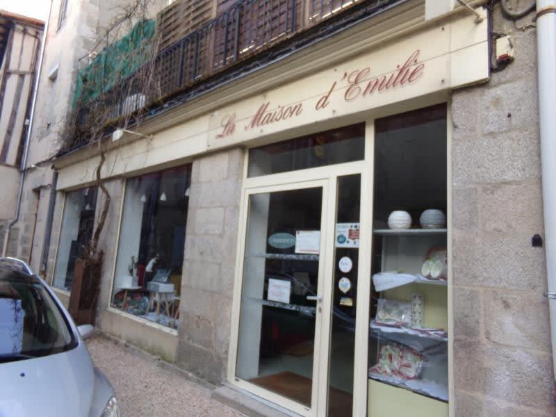 Vente fonds de commerce boutique St leonard de noblat 38000€ - Photo 1