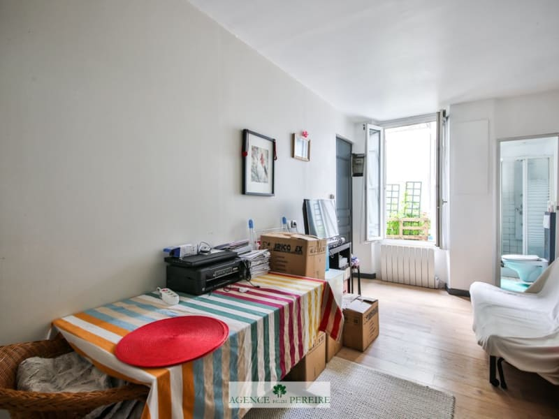 Vente appartement Paris 14ème 254400€ - Photo 2