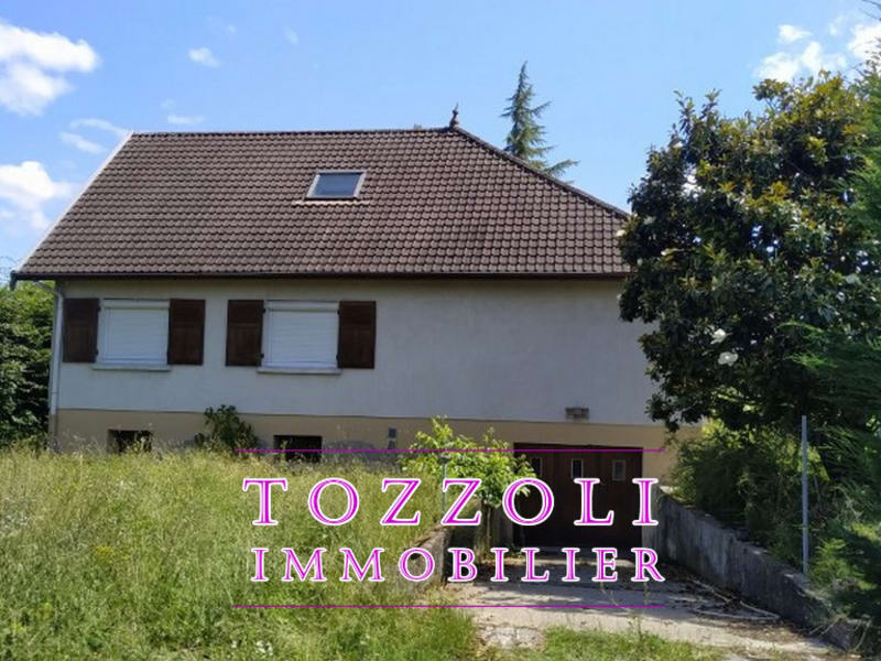 Vente maison / villa Saint romain de jalionas 299900€ - Photo 3