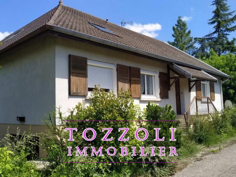 Vente maison / villa Saint romain de jalionas 299900€ - Photo 4