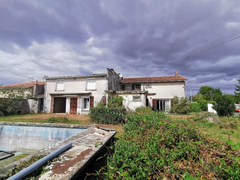 Vente maison / villa Pamproux 79900€ - Photo 3