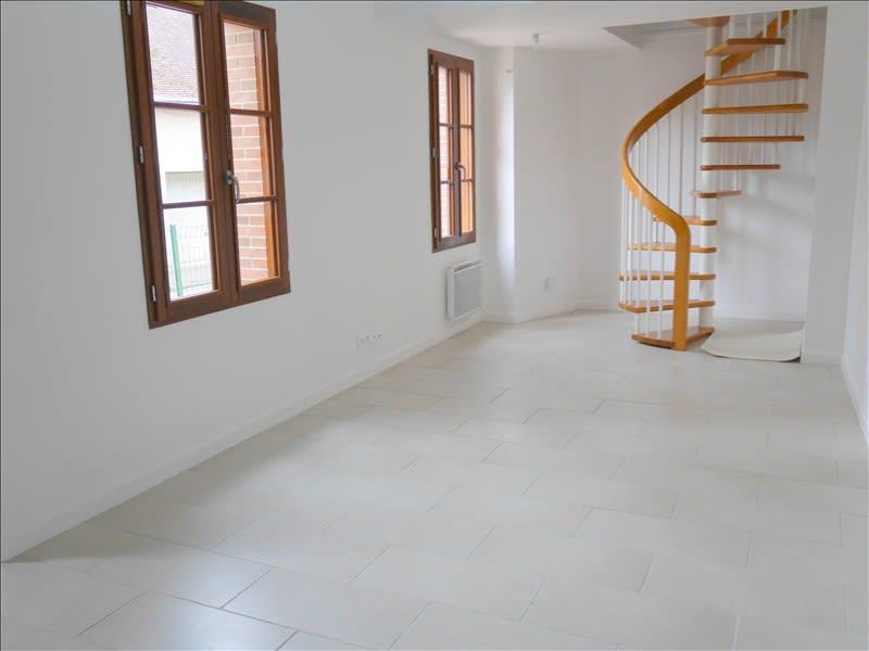 Location maison / villa Courville sur eure 570€ CC - Photo 1