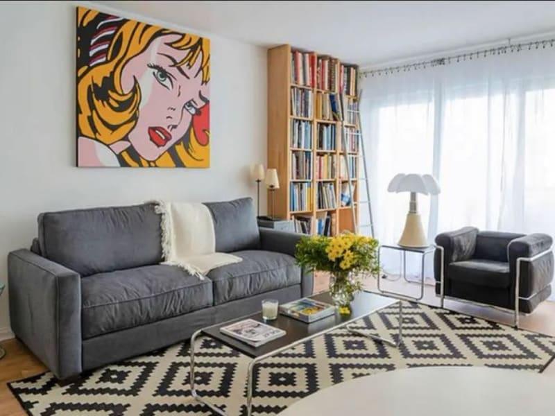 Sale apartment Paris 16ème 420000€ - Picture 1