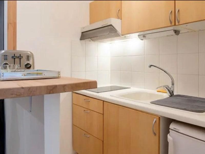 Sale apartment Paris 16ème 420000€ - Picture 2