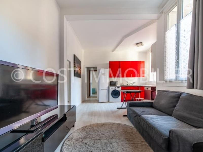 Vente appartement Clichy 380000€ - Photo 2