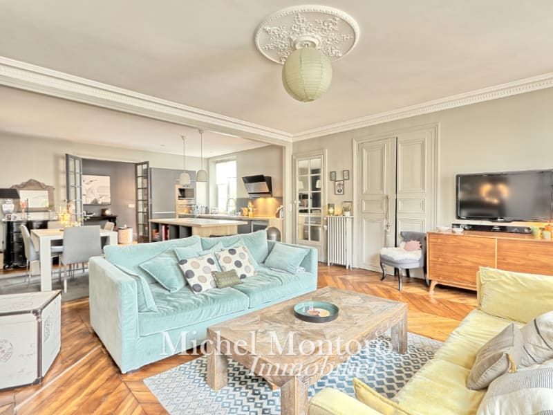 Vente appartement Saint germain en laye 1185000€ - Photo 1