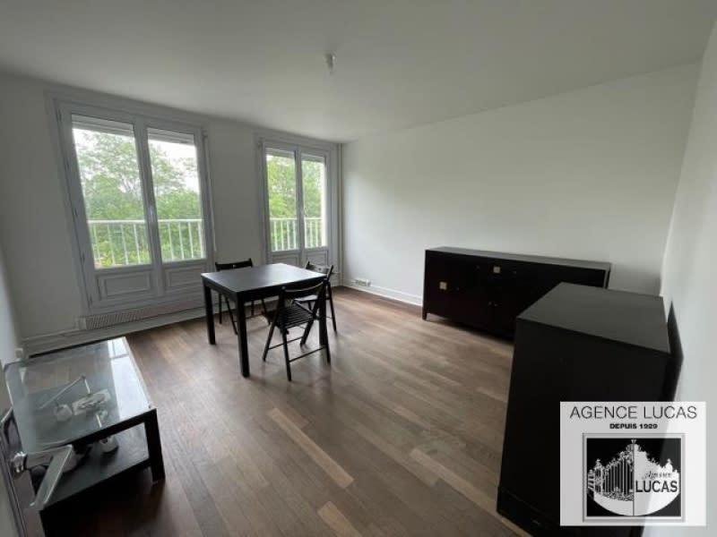 Rental apartment Meudon la foret 1150€ CC - Picture 3