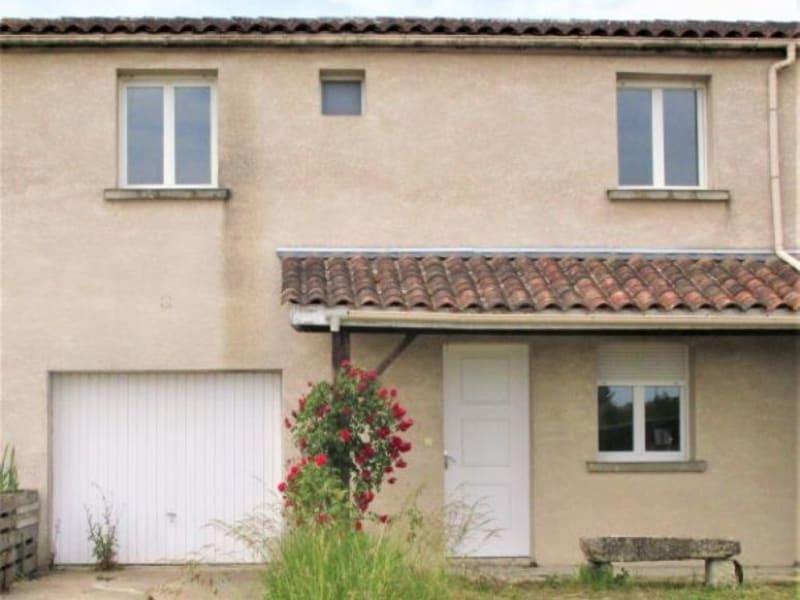 Sale house / villa La reole 144000€ - Picture 1