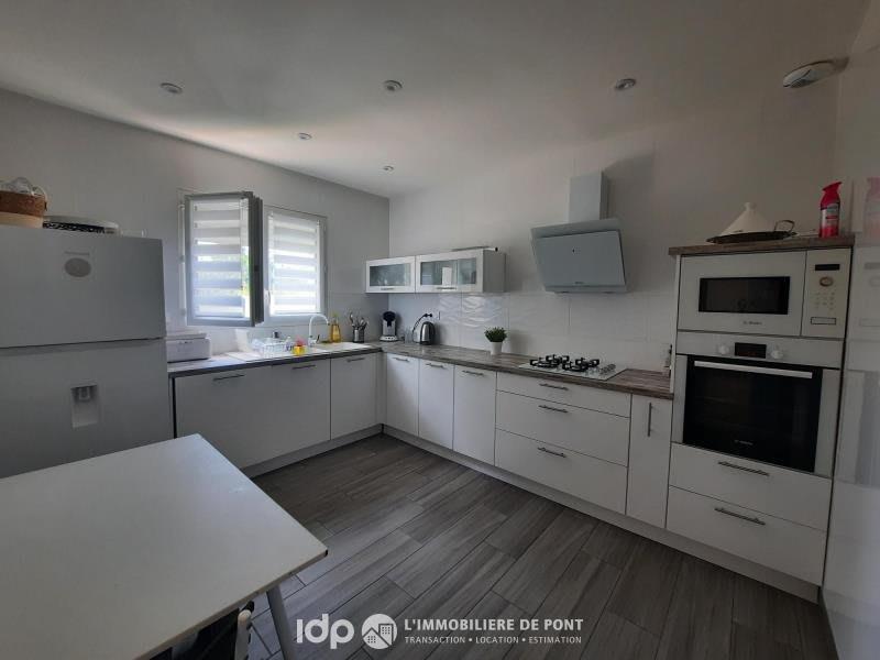 Vente maison / villa Pont-de-chéruy 360000€ - Photo 2