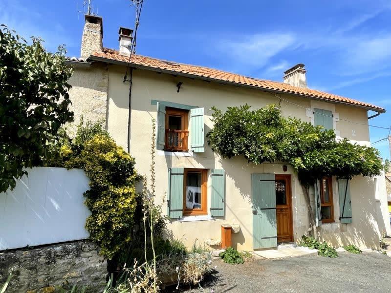 Vente maison / villa Marcay 296000€ - Photo 2