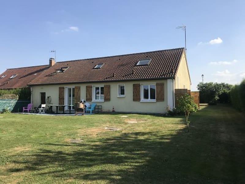 Sale house / villa Abondant 273000€ - Picture 1